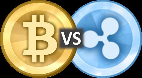 bitcoin-vs-ripple