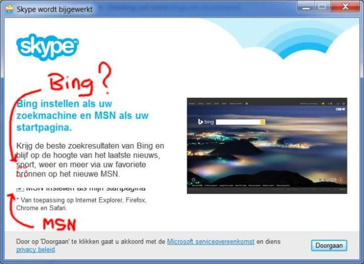Skype-bloatware
